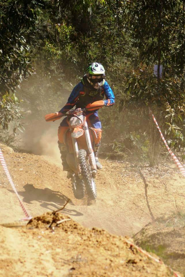 South Coast Enduro Championship Round 1 Run and Won
