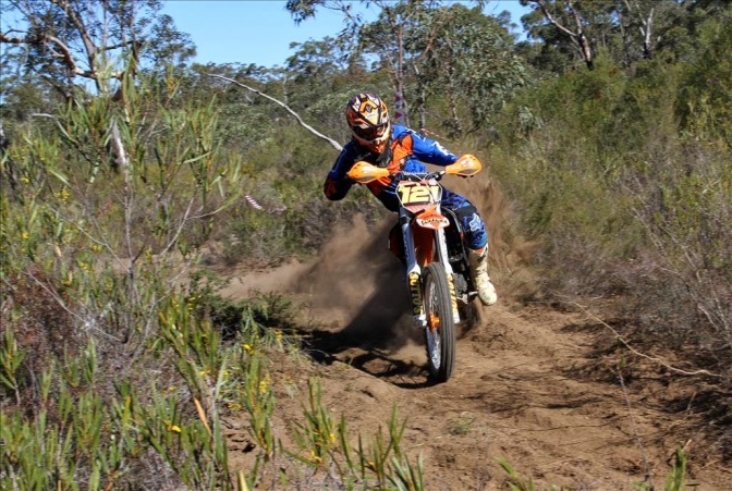 2016 South Coast Enduro Championship Standings